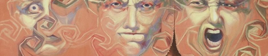 42. N.Cooley-How should I feel-48x46- acrylic-$1550.00 (2)