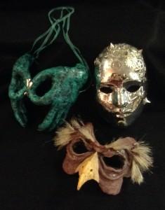 Boulder Stories Unmasked masks